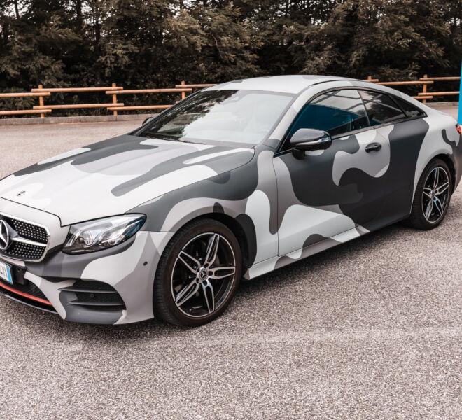 Dema Pubblicità-Wrapping Mercedes Benz 3