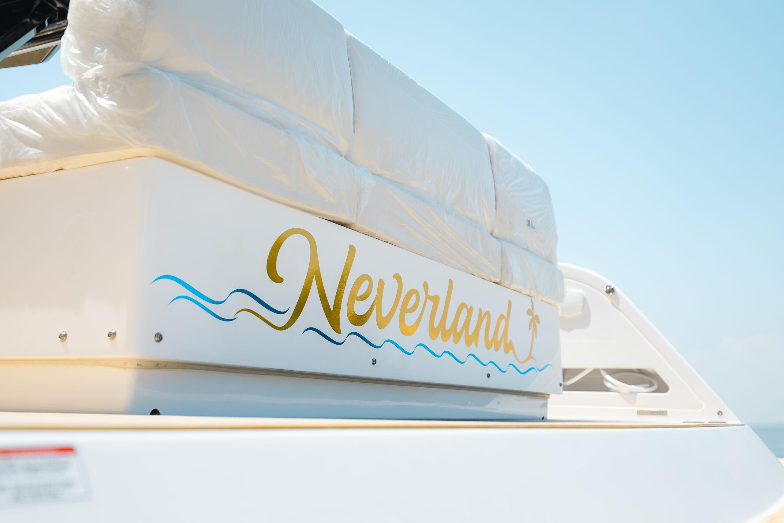 Dema Pubblicità-Wrapping Neverland 3