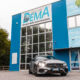 Dema Pubblicità-Wrapping Mercedes Benz 2