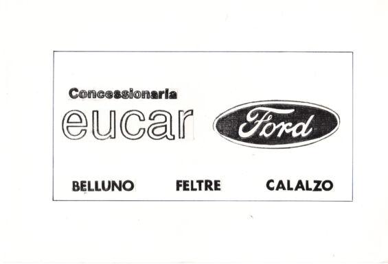 Dema Pubblicità-Bozzetto Eucar Ford 2
